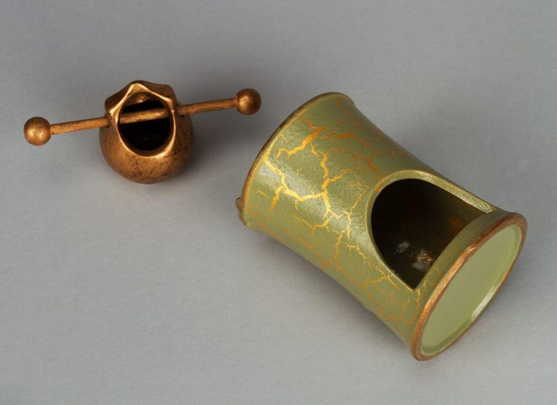 Ceramic aroma lamp photo 4