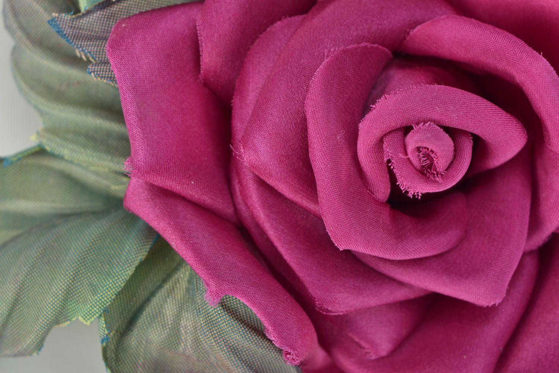 Brosche Blume foto 3