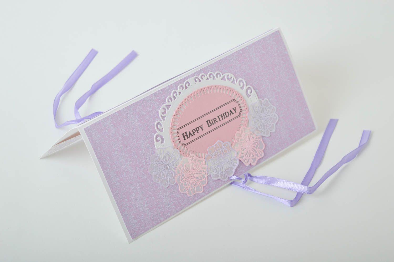 Greeting card handmade birthday card birthday gift ideas souvenir ideas photo 4