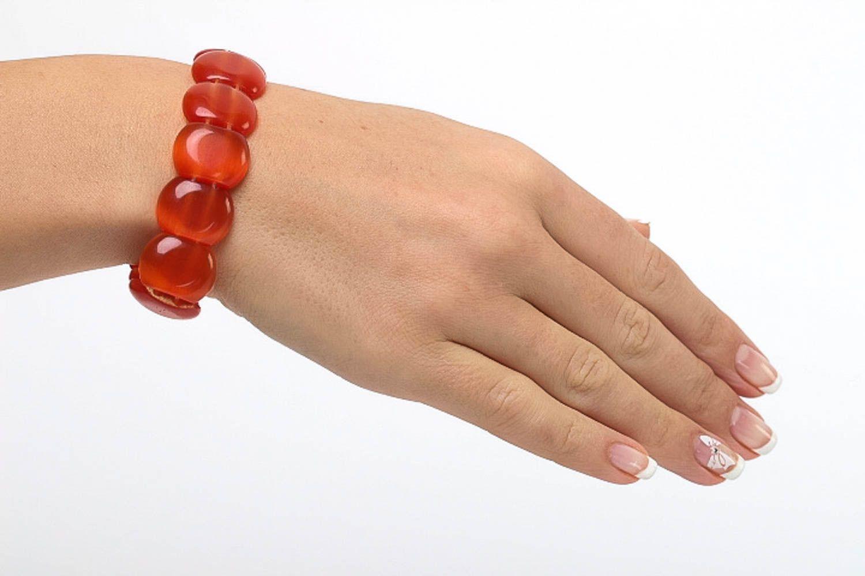 Handmade bracelet wrist bracelet fashion accessories costume jewelry gift ideas photo 5