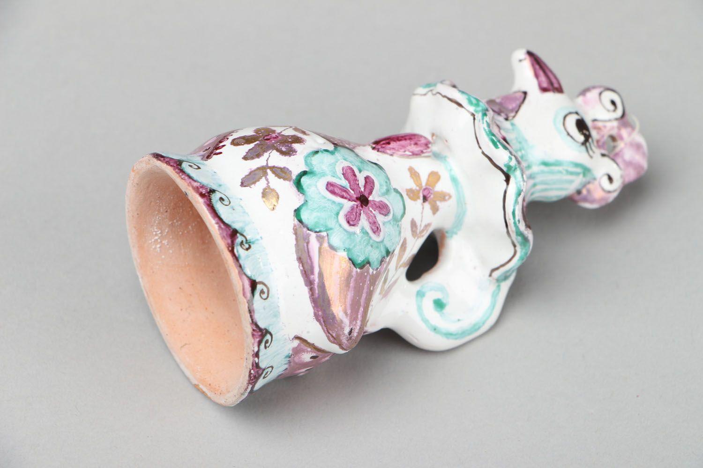 Designer ceramic bell photo 3