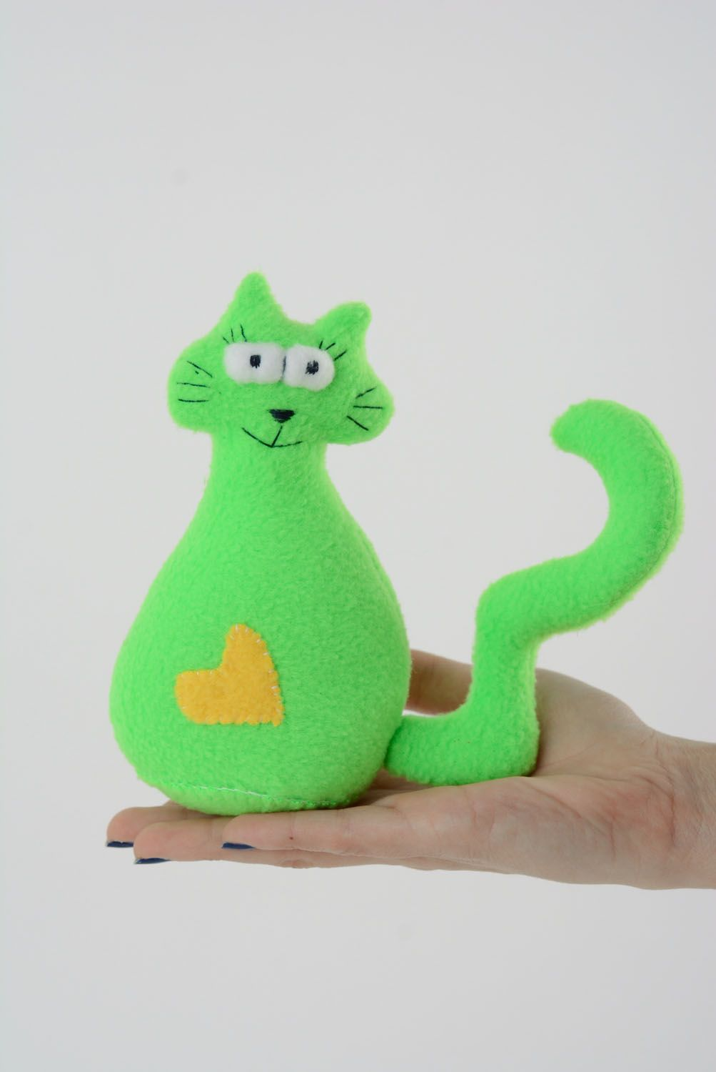 Soft toy with lavender scent Kitten photo 4