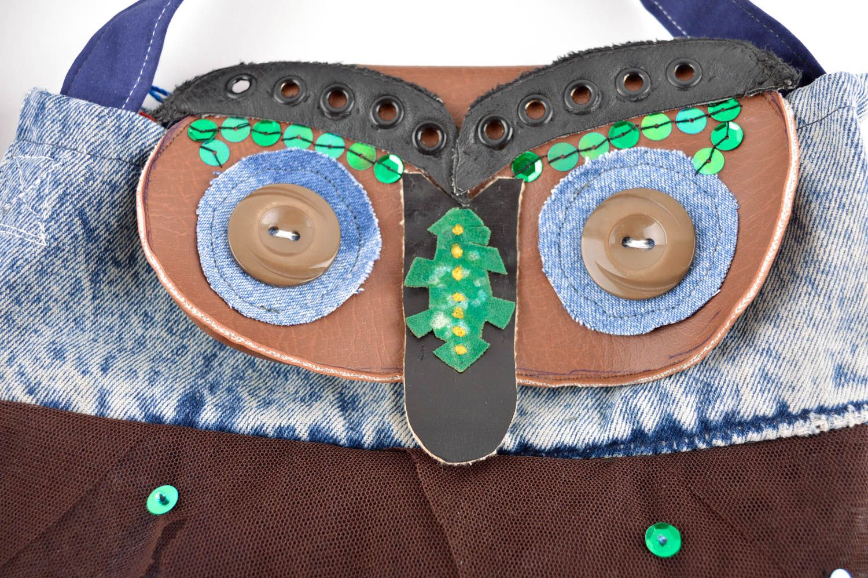 Handmade designer interesting bag unusual female shoulder bag cute bag photo 4