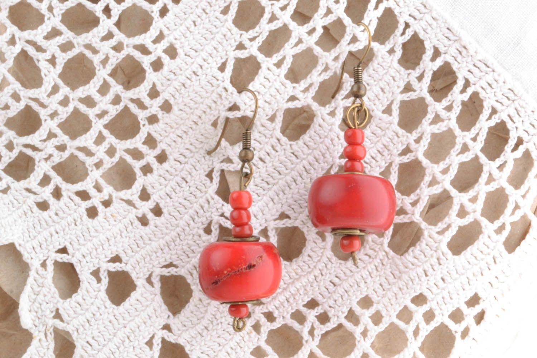 Earrings Gafiya photo 1