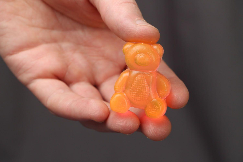 Handmade soap Bear photo 3