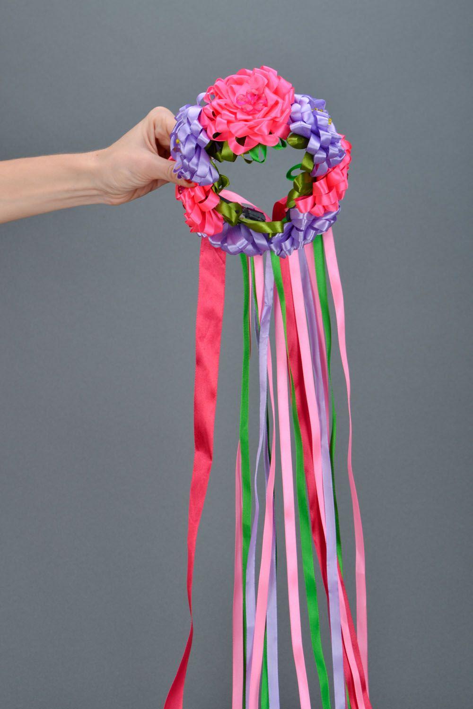 Head wreath Bright Summer photo 2