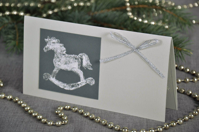 Christmas handmade card photo 1