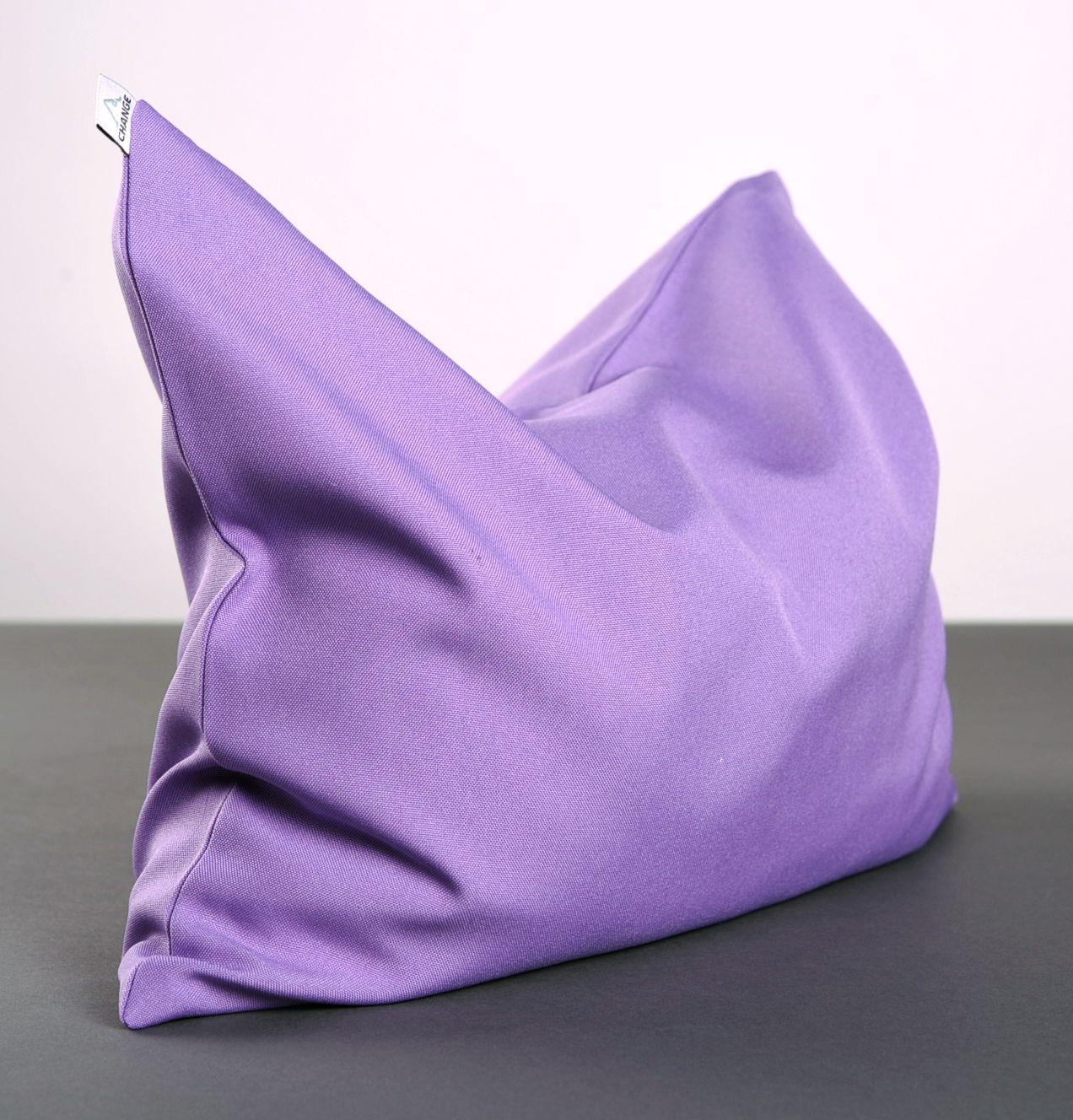Pillow with buckwheat husk photo 5