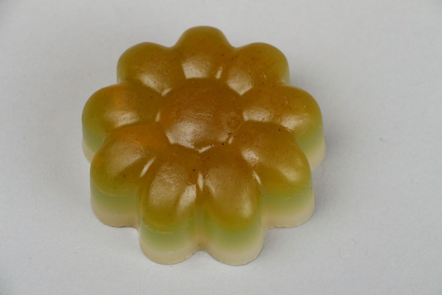 Homemade soap for all skin types Camomile photo 3
