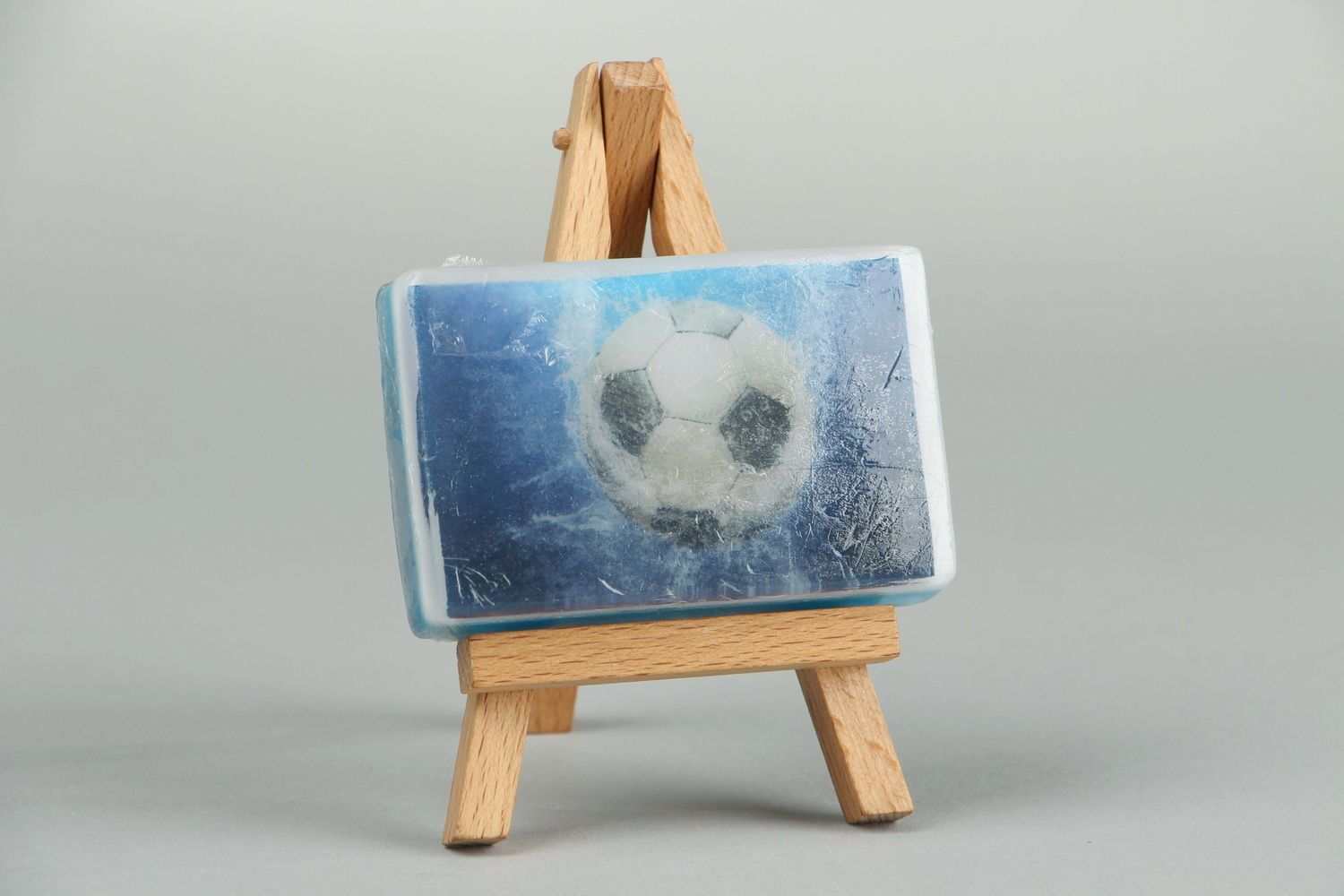 Soap-picture Football photo 2