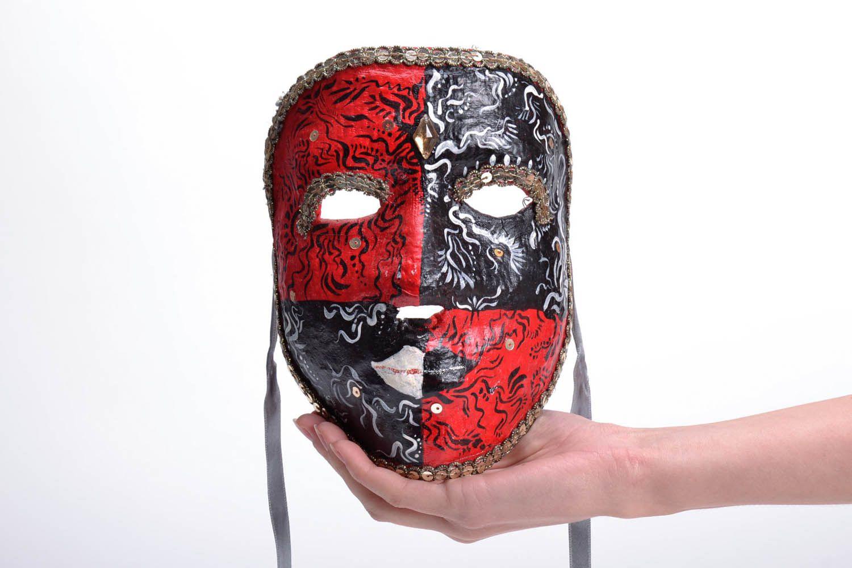 masks Carnival plaster mask - MADEheart.com