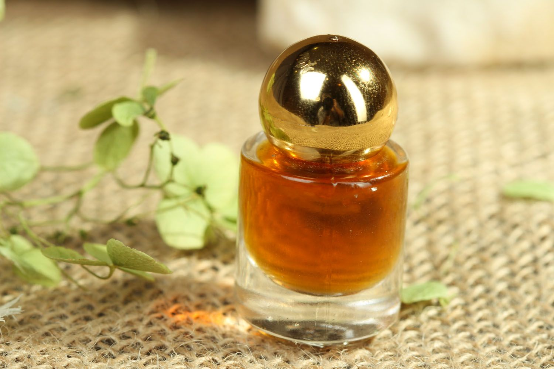 Author's perfume photo 2