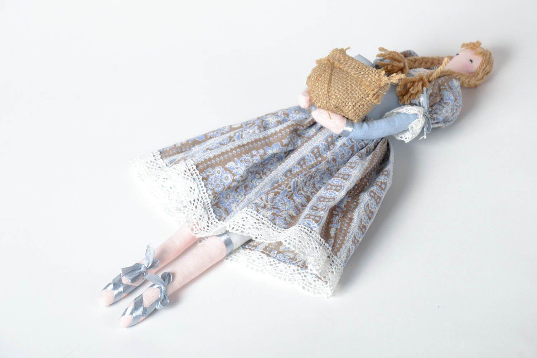 Textile interior doll  photo 2