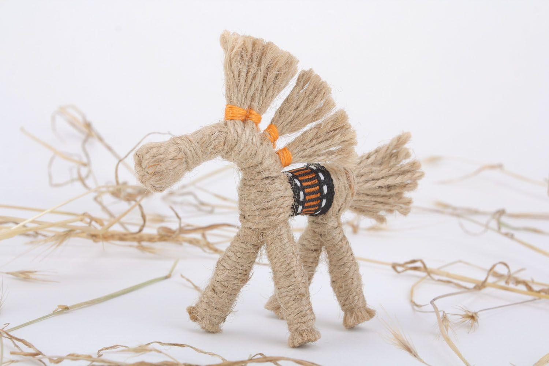 Ethnic woven toy photo 5