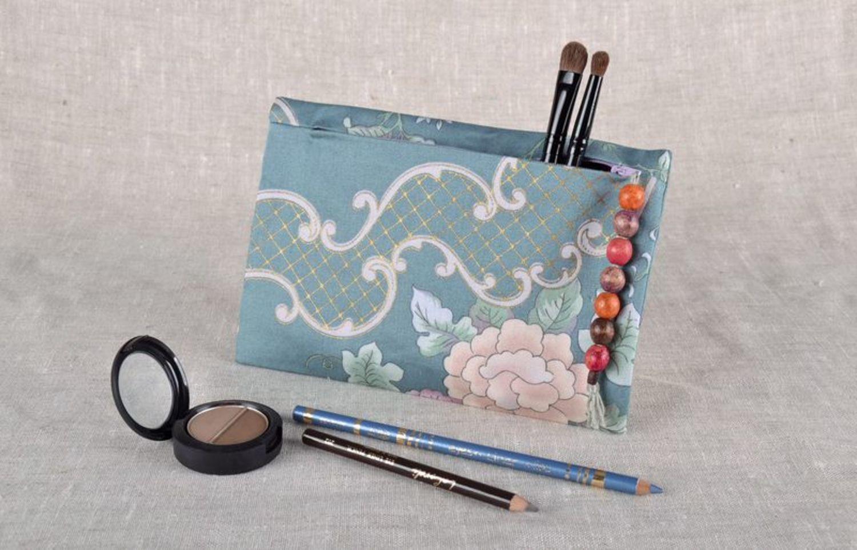 Saco de cosméticos embreagem foto 5