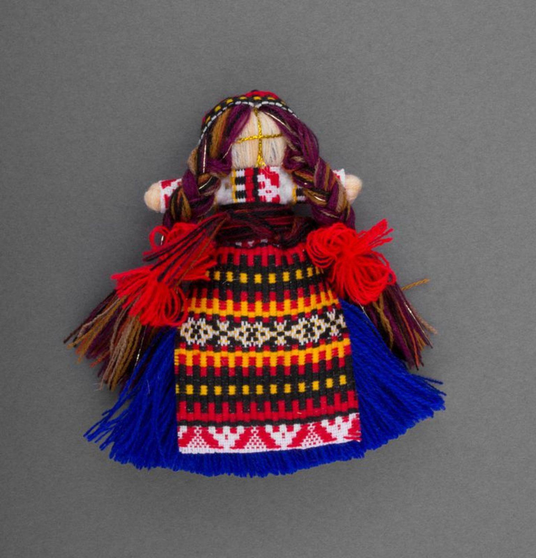 Ethnic talisman doll  photo 1