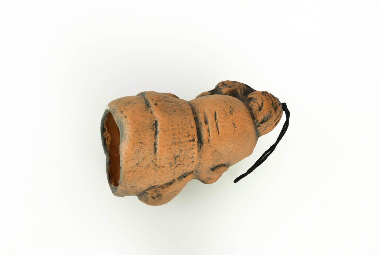 Designer ceramic bell Cossack photo 3