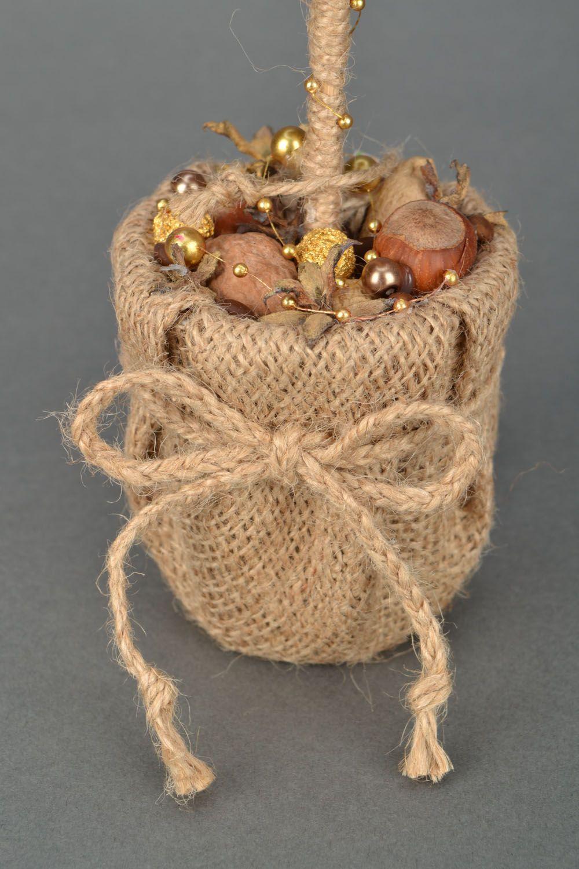 Homemade topiary Nuts photo 4