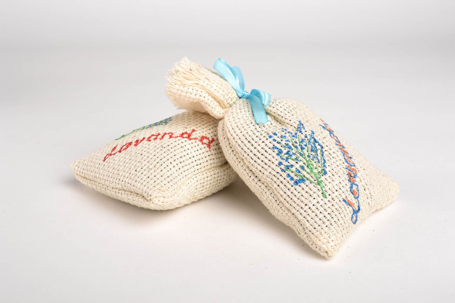 Handmade scented sachets lavender bags souvenir ideas aroma therapy sachets photo 2