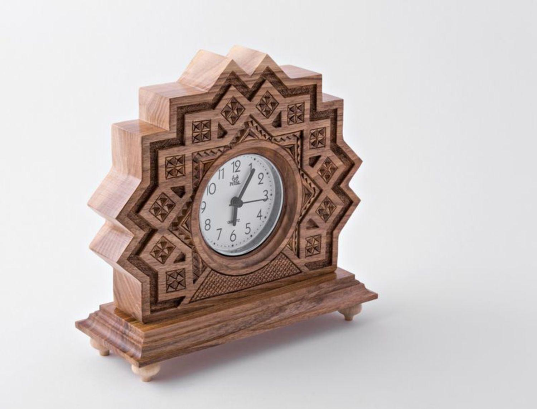 clocks Decorative desktop alarm clock - MADEheart.com