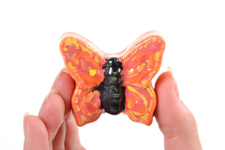 Butterfly fridge magnet  photo 2