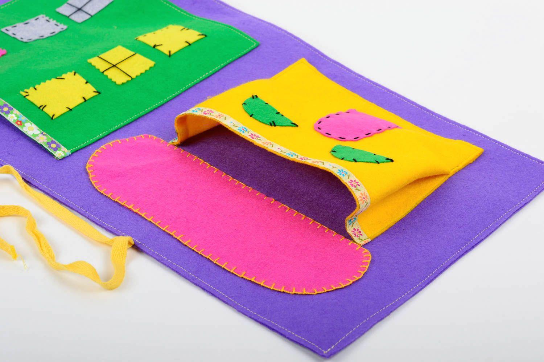 MADEHEART > Handmade Wand Organizer Kinderzimmer Deko Wand ...