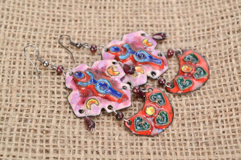 Earrings Bereginya photo 1
