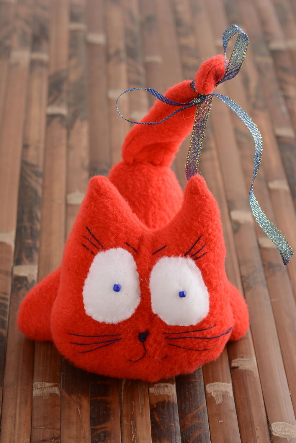Soft toy with pleasant aroma Red Cat photo 5