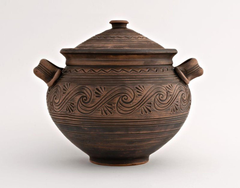 Clay pot photo 5