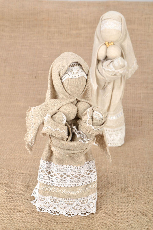 Doll motanka Stolbushka photo 1