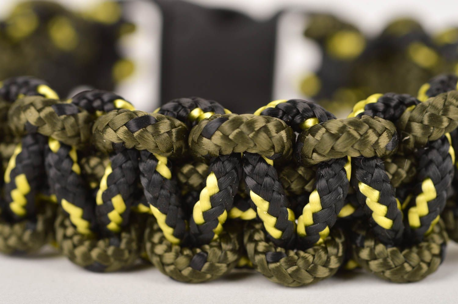 Stylish handmade bracelet designs unisex survival bracelet fashion trends photo 4