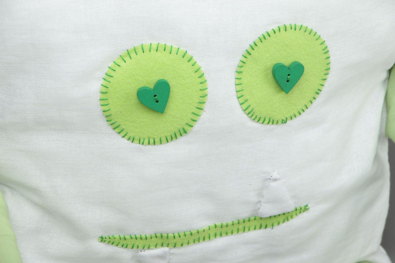 madeheart jouet coussin en tissu fait main original. Black Bedroom Furniture Sets. Home Design Ideas