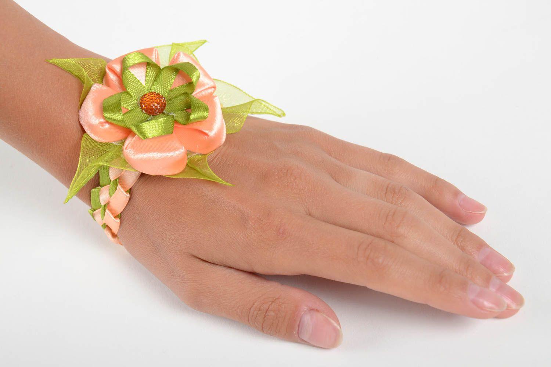 Corsage de poignet Boutonnière mariage fait main Accessoire mariage beau photo 2