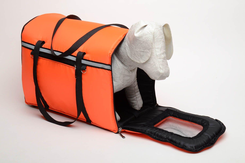 Шьём сумку для переноски кошки 95