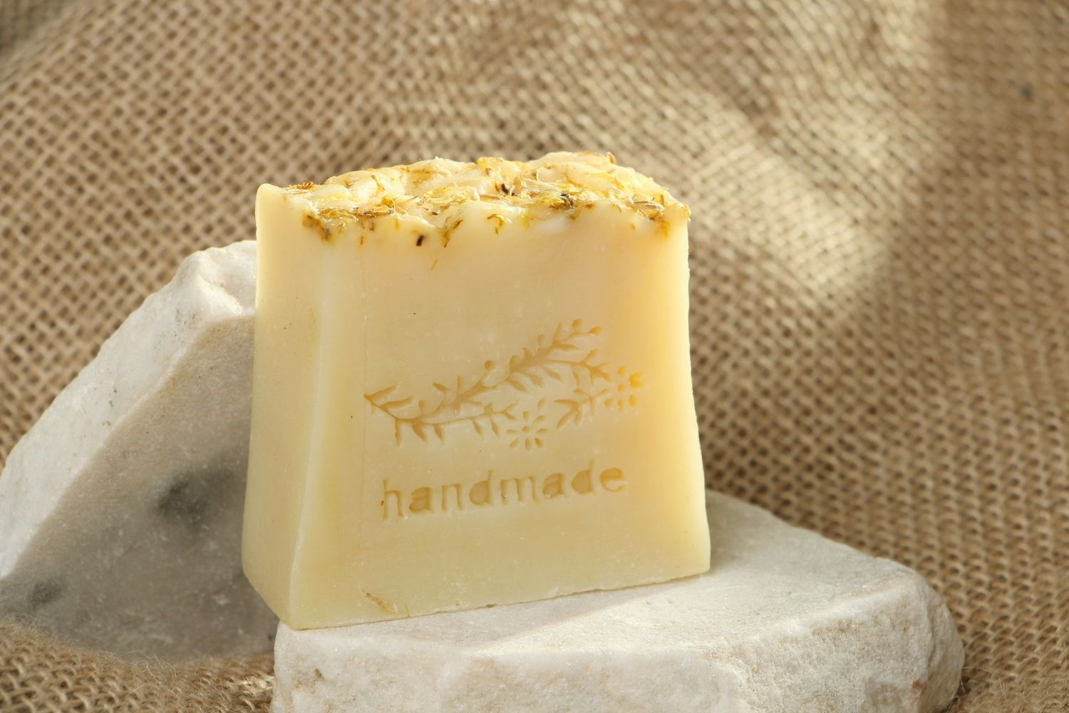 Handmade soap for the baby photo 1