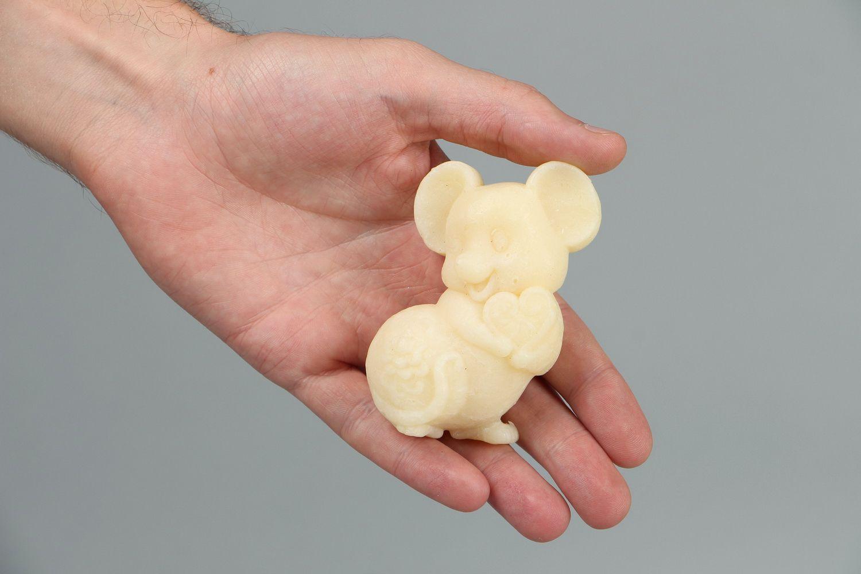 Natural soap Little Mouse photo 3