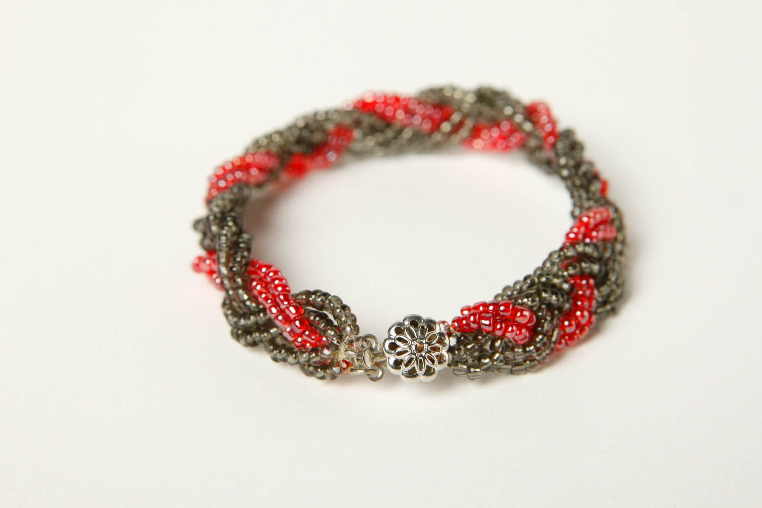 Woven Bracelet Exclusive Bijouterie Seed Bead Jewelry Fashion For