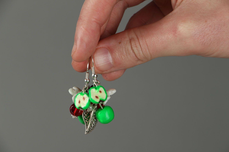Handmade earrings photo 3