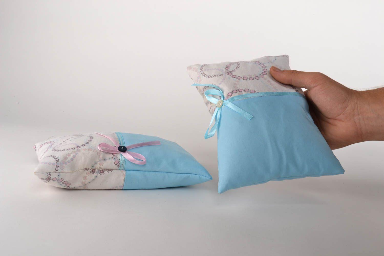 Beautiful handmade sachet bag 2 pieces aroma bag small scented bag with herbs photo 5