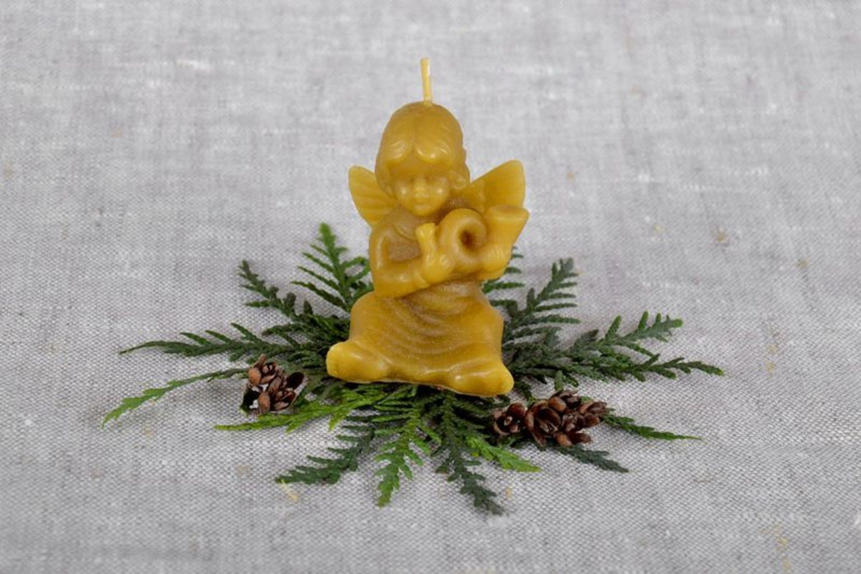handmade candles Decorative wax candle - MADEheart.com