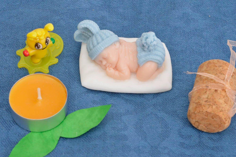 Handmade cute designer soap glycerine natural soap aromatized soap for kids photo 1