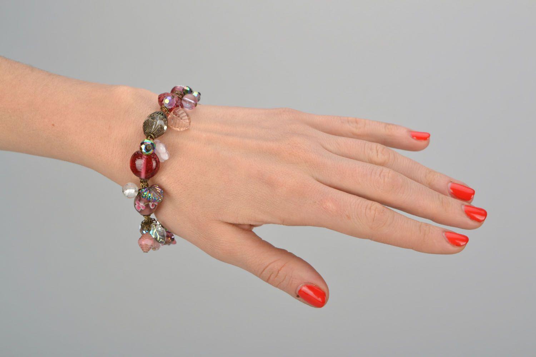 Handmade bracelet photo 3