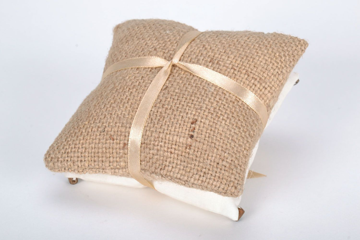Pillow with herbs photo 4