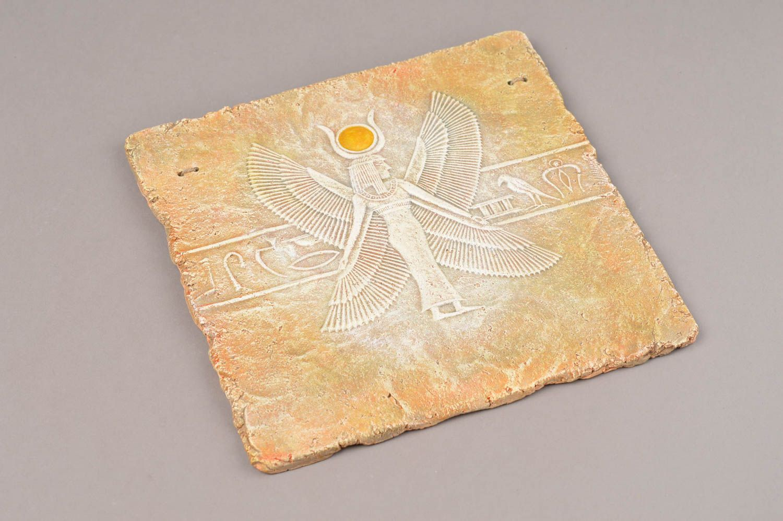 MADEHEART > Handmade wall hangings ceramic tile wall art homemade ...