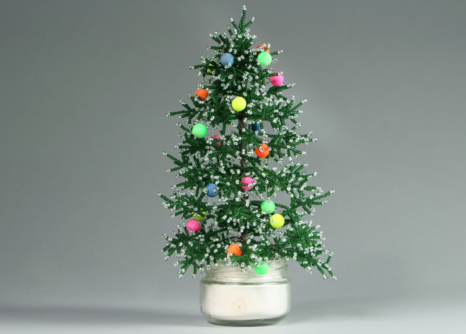 Decorative Christmas tree for New Year photo 18