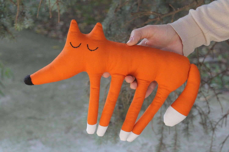 Soft toy Fox photo 5