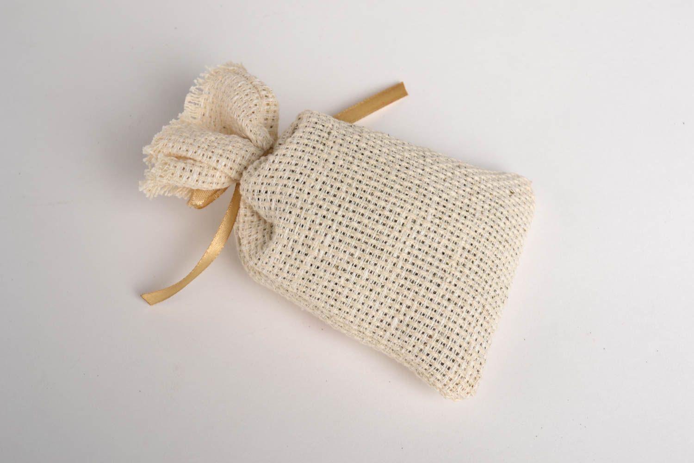 Handmade home decor sachet bag lavender sachet aroma therapy scented sachet photo 3