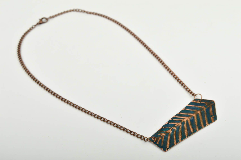 Stylish handmade metal pendant fashion accessories beautiful jewellery photo 5