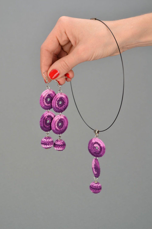 Jewelry set Blackberry photo 2