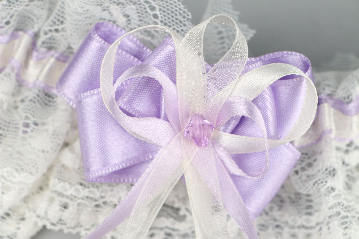clothes Lace garter for bride